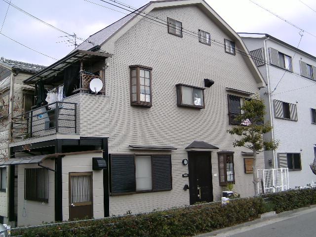 堺市中区Y様邸-外壁・屋根塗装-施工後