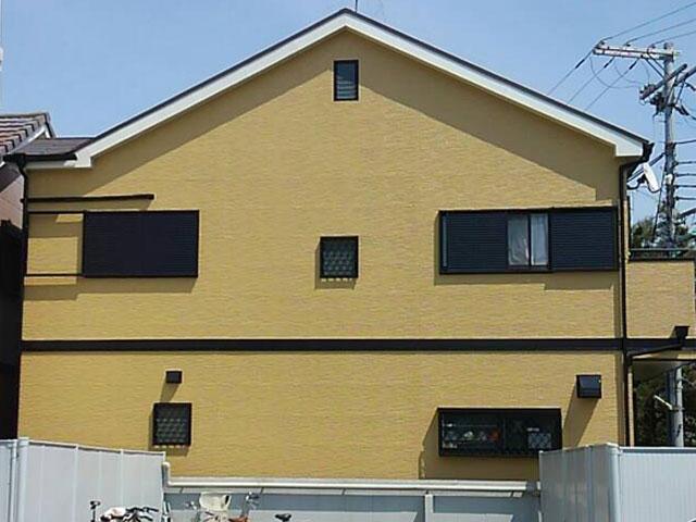 奈良県桜井市Y様邸-外壁・屋根塗装-施工後