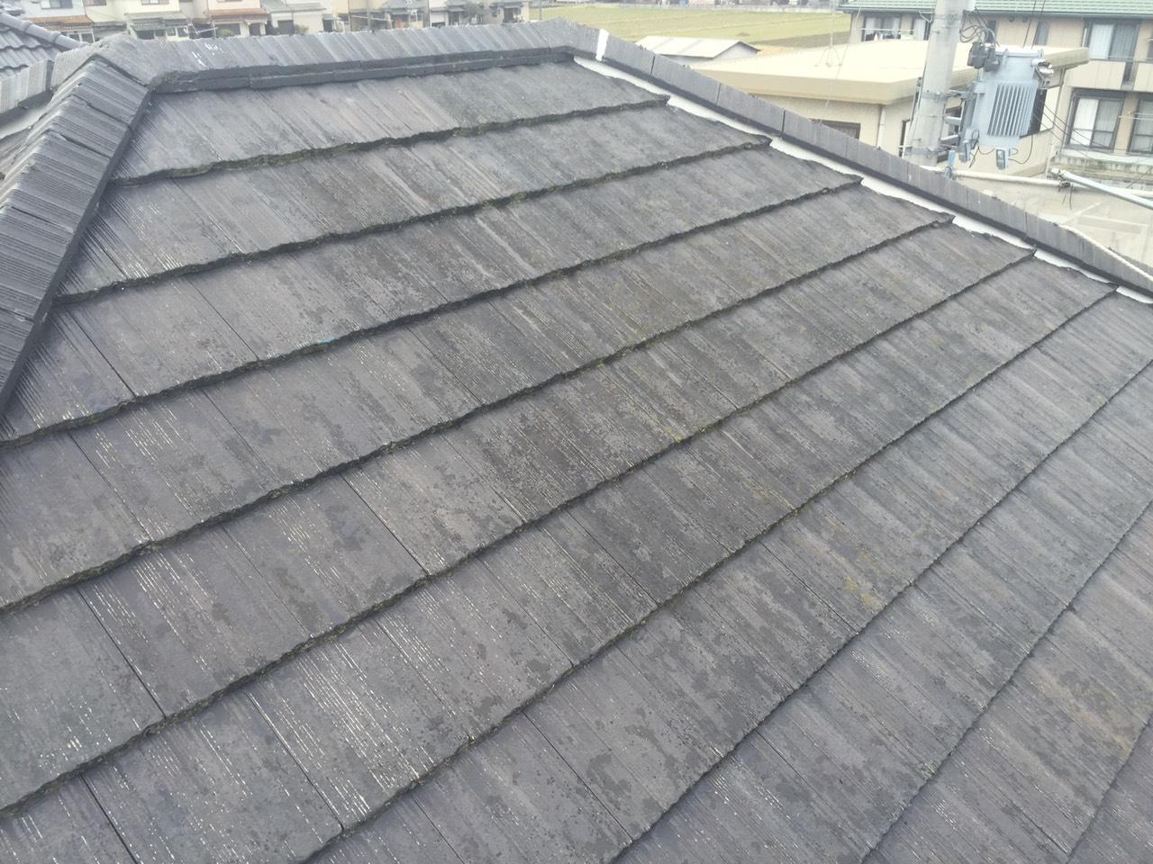 奈良県橿原市K様邸ー屋根塗装工事-施工前