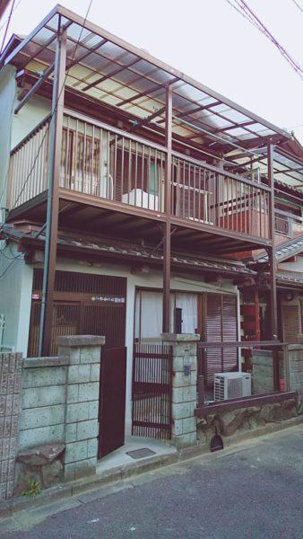 堺市北区N様邸 屋根 外壁塗装工事-施工後