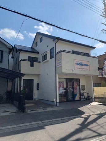 大阪府和泉市T様邸 屋根 外壁塗装及び防水工事-施工後