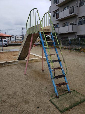 大阪府堺市中区いわちどり公園🏞-施工前
