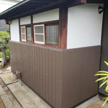大阪府堺市中区S様邸内外部改修工事-施工後