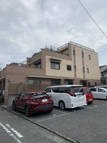 大阪府堺市堺区F様邸 外壁塗装工事-施工後