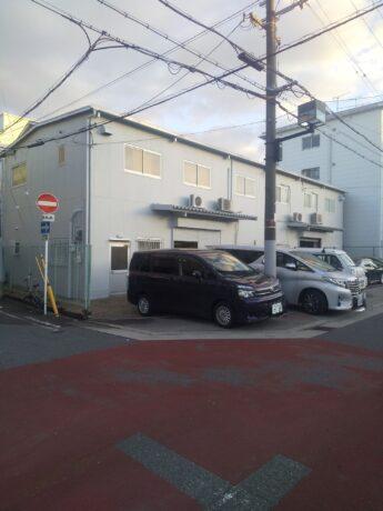 大阪府大阪市城東区O事務所様 屋根 外壁塗装工事-施工後