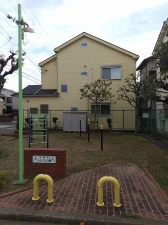 大阪府堺市東区ひよどり公園 遊具塗装工事-施工後