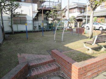 大阪府堺市東区ひよどり公園 遊具塗装工事-施工前