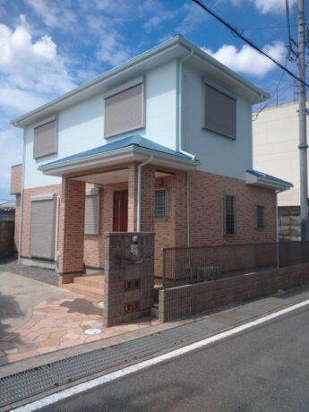大阪府和泉市I様邸 屋根 外壁塗装工事及び防水工事🏠-施工後